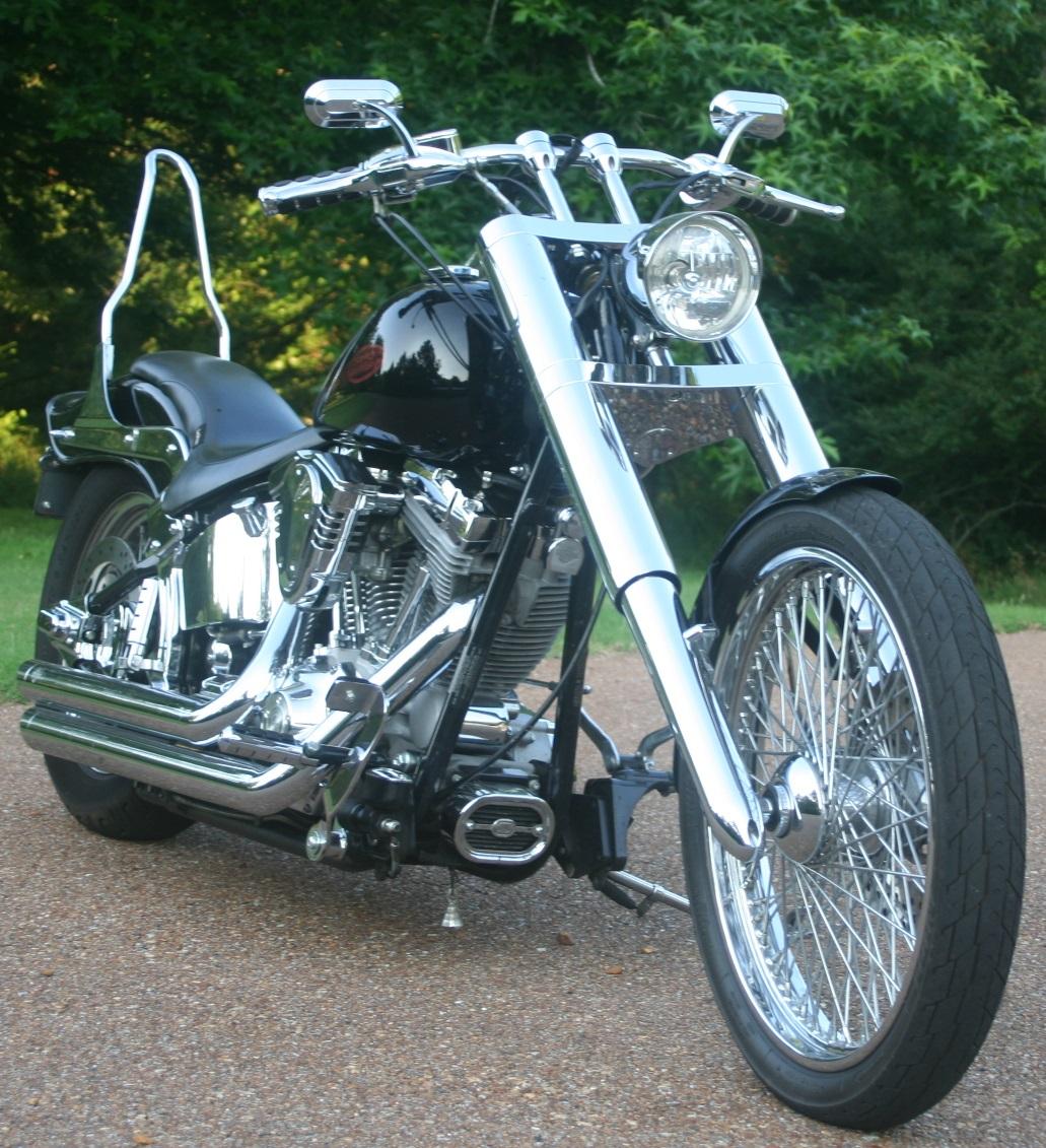 Chopper Kit, Harley-Davidson Chopper Kits, 9 Deg., 14 Deg