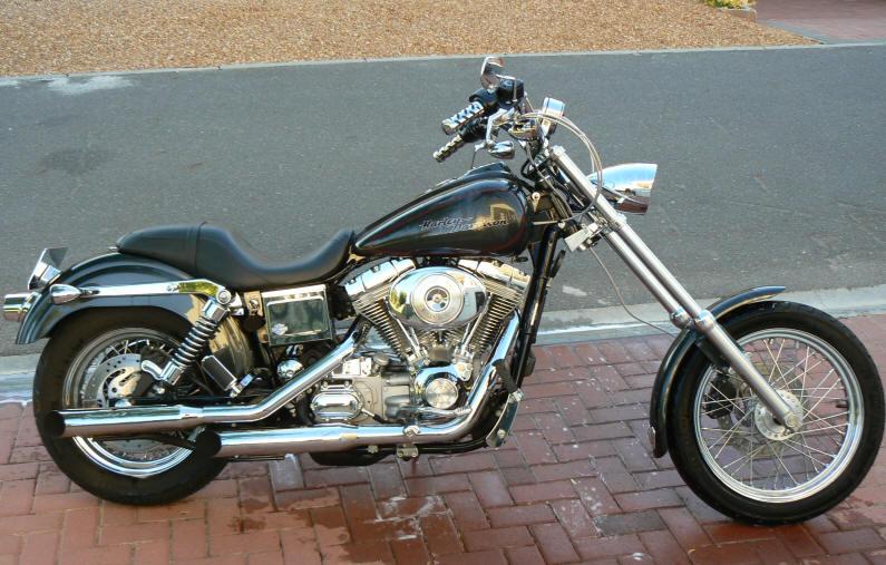 Chopper Kit Harley Davidson 174 Dyna Photo Gallery